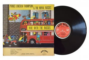 Prince Lincoln Thompson & The Royal Rasses / Ride With The Rasses / プリンス・リンカーン・トンプソン & ザ・ロイヤル・ラッセズ
