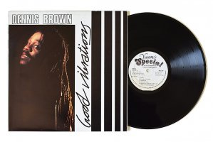 Dennis Brown / Good Vibrations / デニス・ブラウン