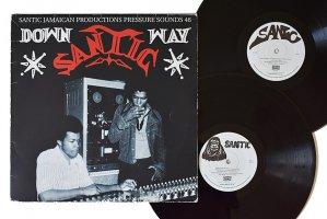 Various / Down Santic Way / Augustus Pablo, Leonard Santic All Stars, Freddie McKay, King Tubby's 他