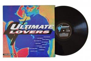 Various / Ultimate Lovers Volume One / Paul Dawkins, Tony Douglas, Ruddy Thomas, Tyrone Taylor 他