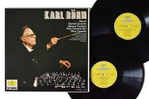 モーツァルト : 管楽器のための協奏曲集 / カール・ベーム / ウィーン・フィルハーモニー管弦楽団