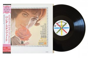 Wanda Stafford / In Love For The Very First Time / ワンダ・スタッフォード