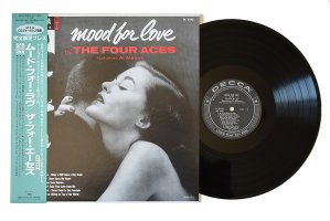 The Four Aces Featuring Al Alberts / Mood For Love / ザ・フォーエイセズ