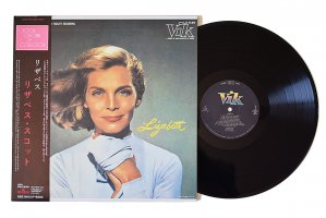Lizabeth Scott With Henri Rene And His Orchestra / Lizabeth / リザベス・スコット