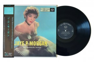 Jaye P. Morgan With Hugo Winterhalter's Orchestra / J・P・モーガン<img class='new_mark_img2' src='https://img.shop-pro.jp/img/new/icons6.gif' style='border:none;display:inline;margin:0px;padding:0px;width:auto;' />