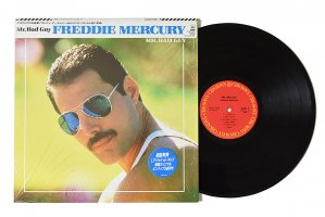 Freddie Mercury / Mr. Bad Guy / フレディー・マーキュリー