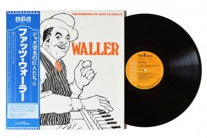 Fats Waller / The Essence Of Jazz Classics / ファッツ・ウォーラー / ジャズ栄光の巨人たち 8<img class='new_mark_img2' src='https://img.shop-pro.jp/img/new/icons6.gif' style='border:none;display:inline;margin:0px;padding:0px;width:auto;' />
