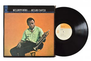 Miles Davis / Milestones / マイルス・デイビス<img class='new_mark_img2' src='https://img.shop-pro.jp/img/new/icons6.gif' style='border:none;display:inline;margin:0px;padding:0px;width:auto;' />