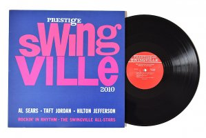 The Swingville All-Stars / Rockin' In Rhythm / Al Sears / Taft Jordan / Hilton Jefferson<img class='new_mark_img2' src='https://img.shop-pro.jp/img/new/icons6.gif' style='border:none;display:inline;margin:0px;padding:0px;width:auto;' />