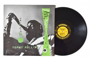 Sonny Rollins / Worktime / ソニー・ロリンズ<img class='new_mark_img2' src='https://img.shop-pro.jp/img/new/icons6.gif' style='border:none;display:inline;margin:0px;padding:0px;width:auto;' />