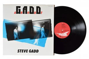 Steve Gadd / Gaddabout / スティーヴ・ガッド<img class='new_mark_img2' src='https://img.shop-pro.jp/img/new/icons6.gif' style='border:none;display:inline;margin:0px;padding:0px;width:auto;' />