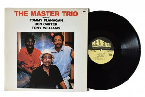 The Master Trio featuring Tommy Flanagan, Ron Carter, Tony Williams / ザ・マスター・トリオ<img class='new_mark_img2' src='https://img.shop-pro.jp/img/new/icons6.gif' style='border:none;display:inline;margin:0px;padding:0px;width:auto;' />