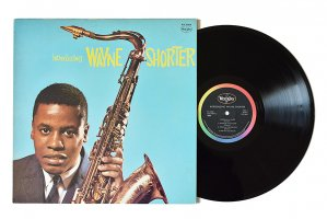 Wayne Shorter / Introducing / ウェイン・ショーター<img class='new_mark_img2' src='https://img.shop-pro.jp/img/new/icons6.gif' style='border:none;display:inline;margin:0px;padding:0px;width:auto;' />