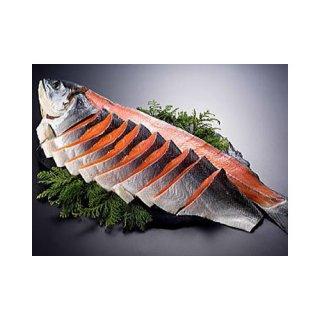 北洋紅鮭 特大(約2.5キロ級)半身2枚おろし