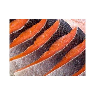 甘塩紅鮭 半身 (10切)