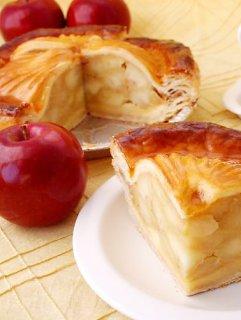 紅玉林檎アップルパイ