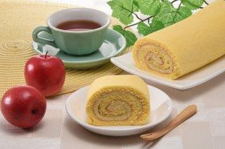 プレミアムバターロールケーキ