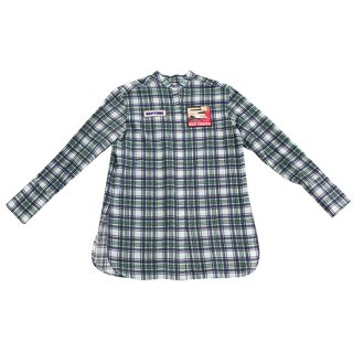 〈SALE50%off〉Check Shirts (mint)