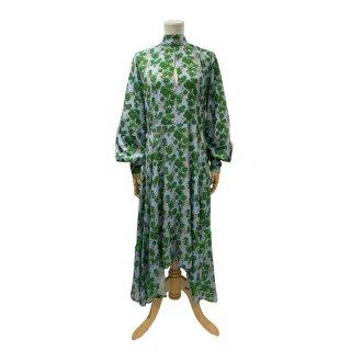 Floral Dress (green)