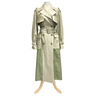 Luster Trench (khaki)