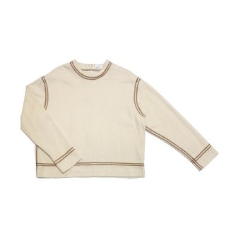 Stitch Top (beige)