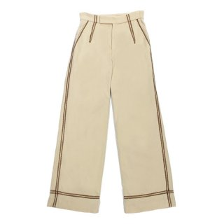 Stitch Pants (beige)