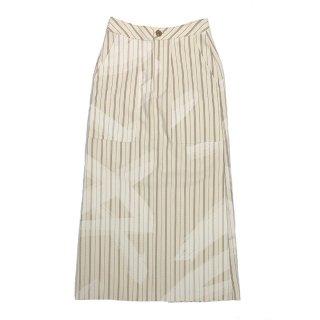 Paint Skirt (white)