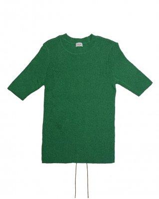 rib T  shirt (green)
