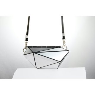 <予約商品> metal bag (M) / plain