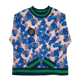 [daughters × tiit tokyo] floral print pullover