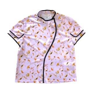 [daughters × tiit tokyo] flower blouse