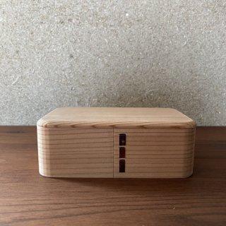 博多曲物(曲げわっぱ)の弁当箱 オリジナル 大 | 柴田徳商店