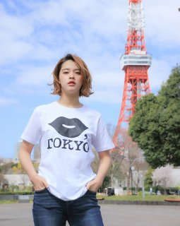 KISS TOKYO OFFICIAL TEE【BLACK】<img class='new_mark_img2' src='https://img.shop-pro.jp/img/new/icons29.gif' style='border:none;display:inline;margin:0px;padding:0px;width:auto;' />