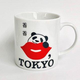 KISS,TOKYOパンダマグカップ