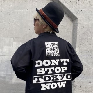 DON'T STOP TOKYO NOW DR.コート<img class='new_mark_img2' src='https://img.shop-pro.jp/img/new/icons13.gif' style='border:none;display:inline;margin:0px;padding:0px;width:auto;' />