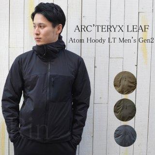 ARC'TERYX LEAF / アークテリクスリーフ / Atom Hoody LT Men's / アトムフーディーLT / 2019 Gen2 / 21499