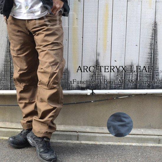 Arc Teryx Leaf アークテリクスリーフ Xfunctional Pant Ar Men S