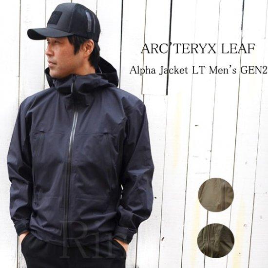 Arc Teryx Leaf アークテリクスリーフ Alpha Jacket Lt Men S Gen2
