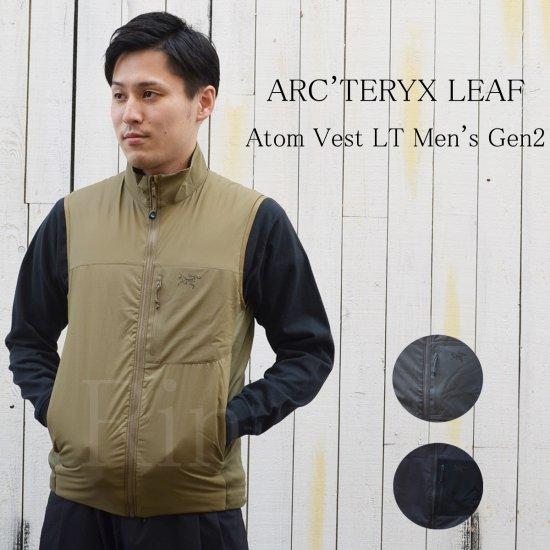 新型モデル Arc Teryx Leaf アークテリクスリーフ Atom Vest Lt Men S