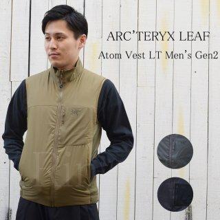 新型モデル!!ARC'TERYX LEAF / アークテリクスリーフ / Atom Vest LT Men's Gen2 / アトムベストLT / 23861