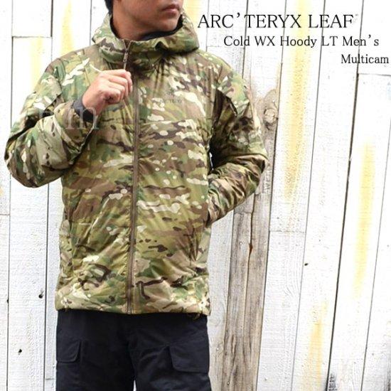 Arc Teryx Leaf アークテリクスリーフ Cold Wx Hoody Lt Men S
