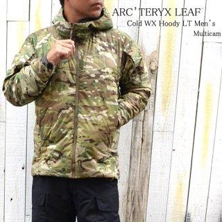 ARC'TERYX LEAF / アークテリクスリーフ / Cold WX Hoody LT Men's / Multicam / 迷彩 / コールドWXLTフーディー / 16494