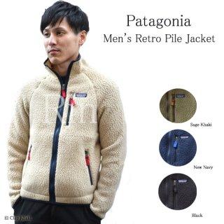 Patagonia / パタゴニア / Men's Retro Pile Jkt / レトロパイルジャケット / フリース / ジャケット / メンズ / 22801