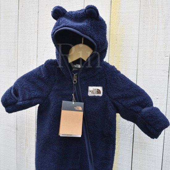 The North Face ノースフェイス Baby Fleece Suit 赤ちゃん フリース
