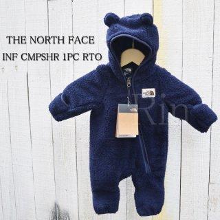 THE NORTH FACE / ノースフェイス / BABY Fleece Suit / 赤ちゃん / フリースカバーオール / 3〜6ヶ月 / NF0A3RS7