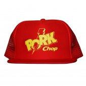 PORKCHOP/ポークチョップ/JOLT PORK CAP/RED