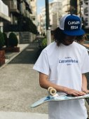 CAPTAINS HELM/キャプテンズヘルム/×Turlock USA MADE SUPPORT LOCALS BIG TEE