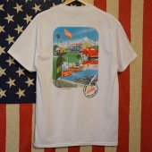Turlock/ターロック/IN-N-OUT 40th TEE/WHITE
