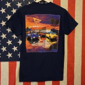 Turlock/ターロック/IN-N-OUT 2016 TEE/NAVY