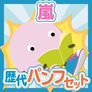 【お得セット】嵐 歴代ツアーパンフセット